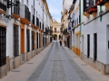 Con vista hacia la Plaza España